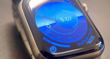 AppleWatch5のセットアップ!多少の個別設定は必要。