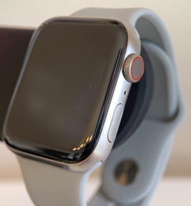 【製品レビュー】AppleWatch5 Titanium 使用レビュー&ギャラリー