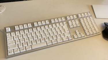 【製品レビュー】高級キーボード 東プレ「REALFORCE SA for Mac」に満足!(←Logicool Craftからの移行)
