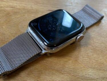 【製品レビュー】Apple Watch 6の進化は期待外れ?(製品自体の完成度は高い)